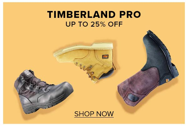 Timberland Pro | Up To 25% Off